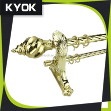 KYOK customized aluminum connector curtain rods rail accessories