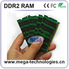 Notebook full compatible ddr2 2gb ram memory pc5300 667mhz