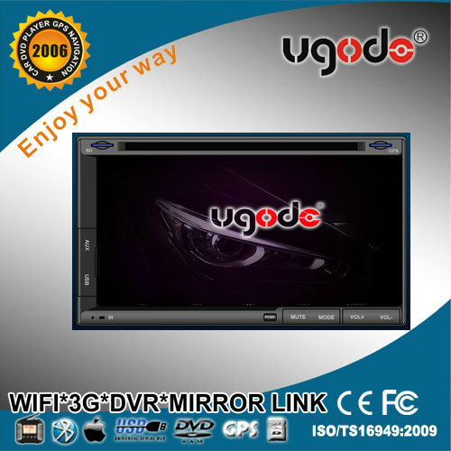 ugode Android U9 touch screen USB Universal 2 Din Autoradio Car DVD Players GPS