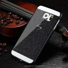 PC back cover shiny bling phone case for samsung galaxy S7 edge