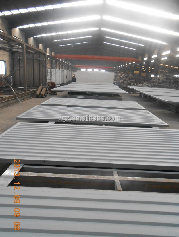 Folding storage container exported to Australia ISO 9001
