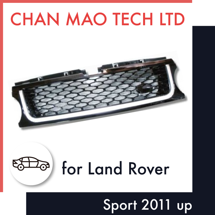 Car Mesh Grill Spare Parts For Land Rover L320 Range Rover Sport