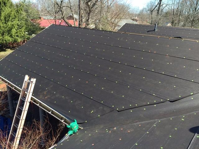 Asphalt Saturated Organic Roofing Felt