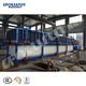 Fully automatic 25 ton direct refrigeration block ice machine used in frozen food