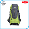 Outdoor Sports Waterproof Nylon 50L 70L backpack Travelling &Camping&Mountaineering backpack