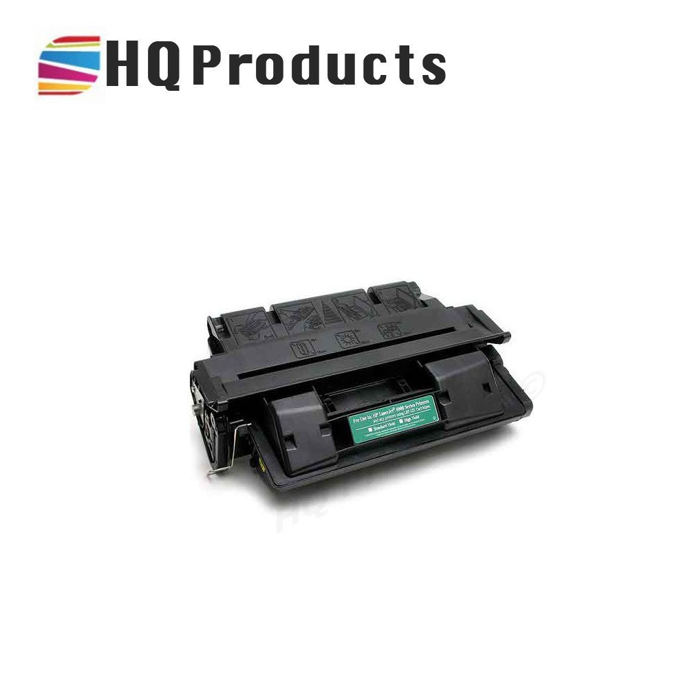 HQ Products © High Quality HP C4127X Black Toner Cartridge for HP Laserjet 4000N, 4000SE, 4000TN, 4050N, 4050SE, 4050TN Series Printers. Remanufactured in California, USA
