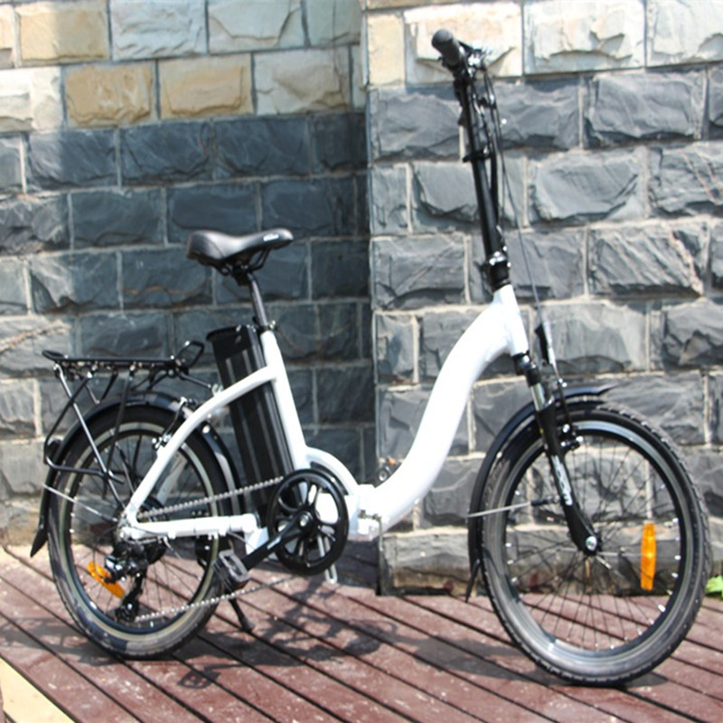 Mini 36V 250W folding ebike with 20 inch tire(RSEB-108)