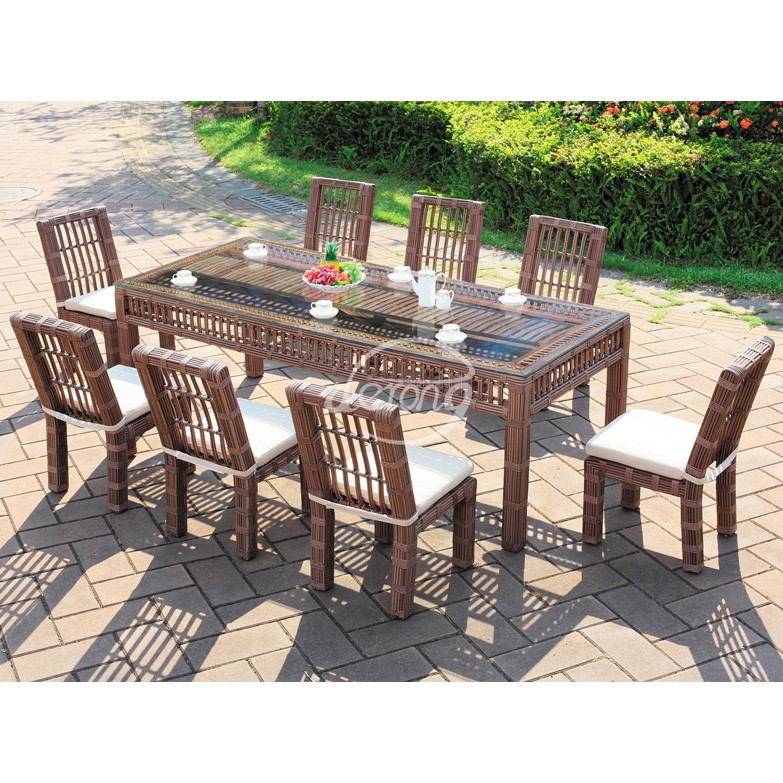 Wicker rattan furniture set rattan garden furniture sale for Outdoor furniture quotes