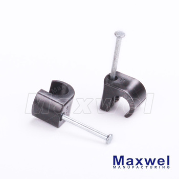 Plastic Cable Wire Clip Small Cable Clamp - Buy Wire Clip,Cable ...