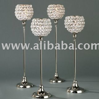Crystal Candle Holders Product On Alibaba