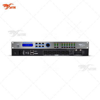 Df2 6sp 2 Input 6 Output Dj Sound Processor,Pro Audio Compressor /  Limiter,Audio Equalizer - Buy Audio Compressor,Limiter,Pro Audio Product on