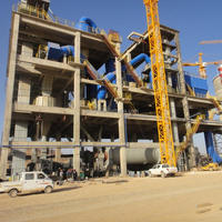 dry process cement manufacturing plant for sale