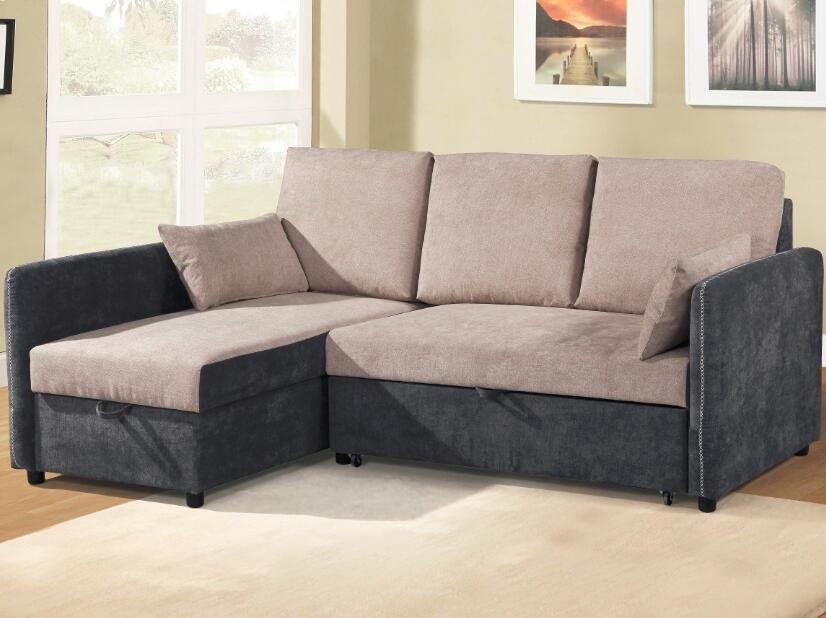 Sectional Fabric Corner Sofa