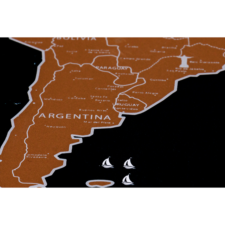 Scratch Map Scratch Map Suppliers And Manufacturers At Alibabacom - Scratch world map us manaufacturuer