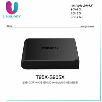 Umelody T95x Japanese Free Porn Japan Tv Box Free Porn Video Android 6 0 Amlogic S905x 4gb