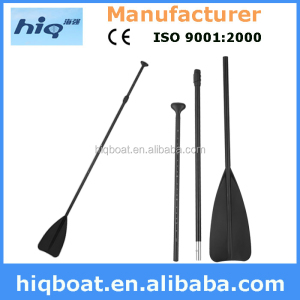 SUP-06 aluminum shaft PP blade SUP paddle with length 1.7m to 2.15m