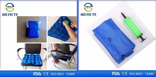 wheel chair air cushion with pump alternating pressure with CE&FDA