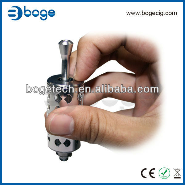 Boge manufacter Electroni Cigarette F16 v2 8ml 1.6-2.0ohm glassomizer DCT cloutank