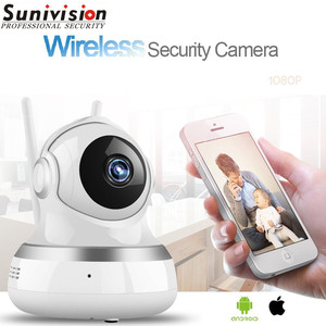 960p P2P ip wireless smart home 360 full hd camera with motion sensor wifi cctv camera