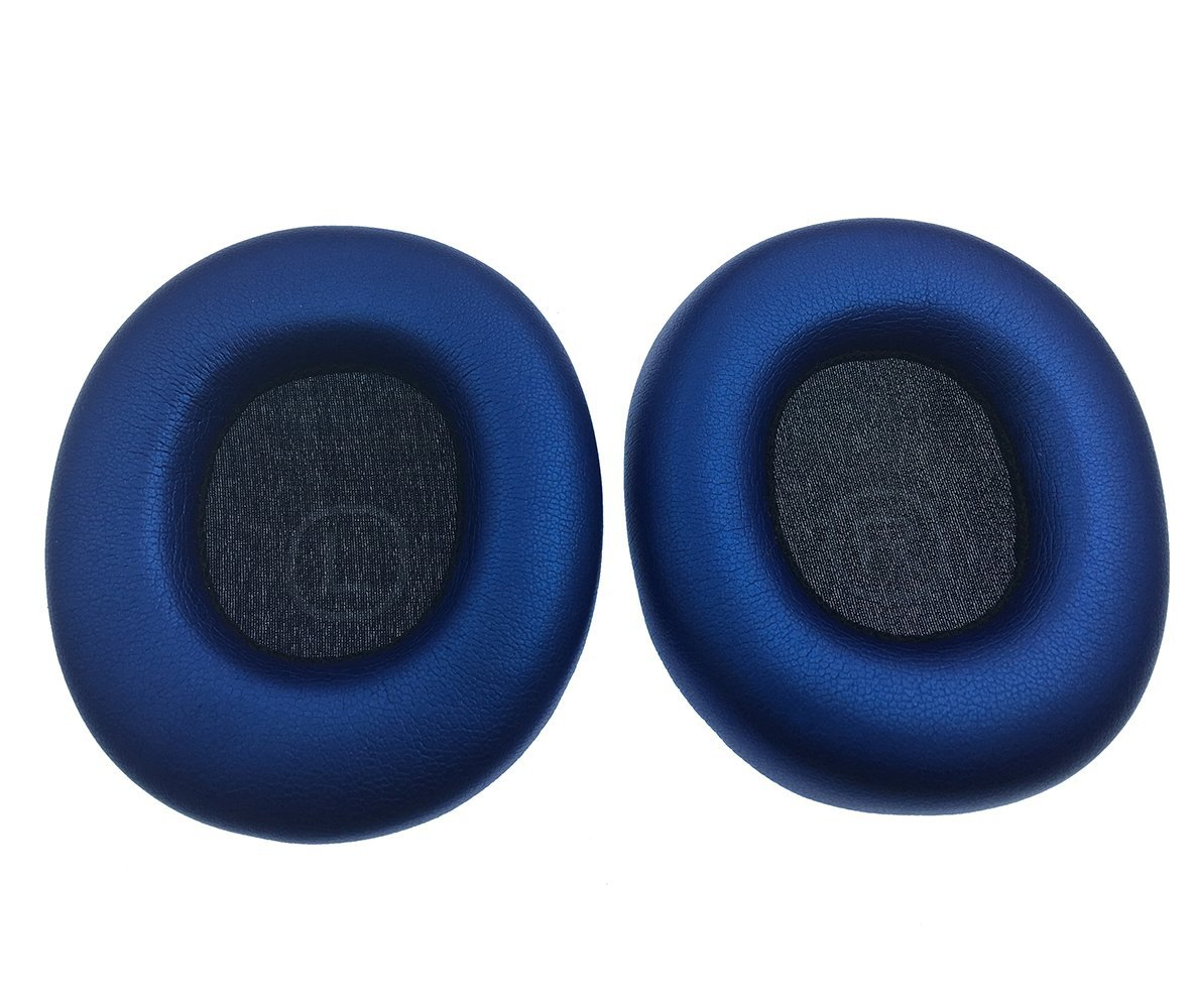Ear Pads Replacement Earpads for Samsung Level On PRO Wireless Noise Cancelling Headphones On-Ear Headphones Ear Pad / Ear Cushion / Ear Cups / Ear Cover (Blue)