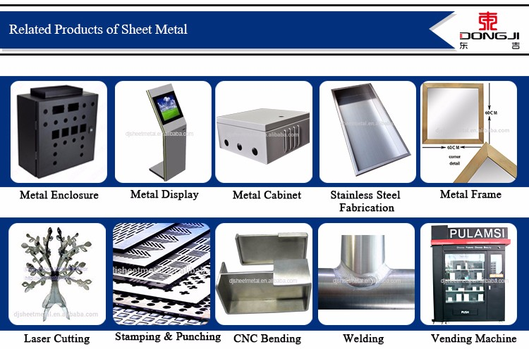 OEM sheet metal fabrication in guangzhou/sheet metal parts