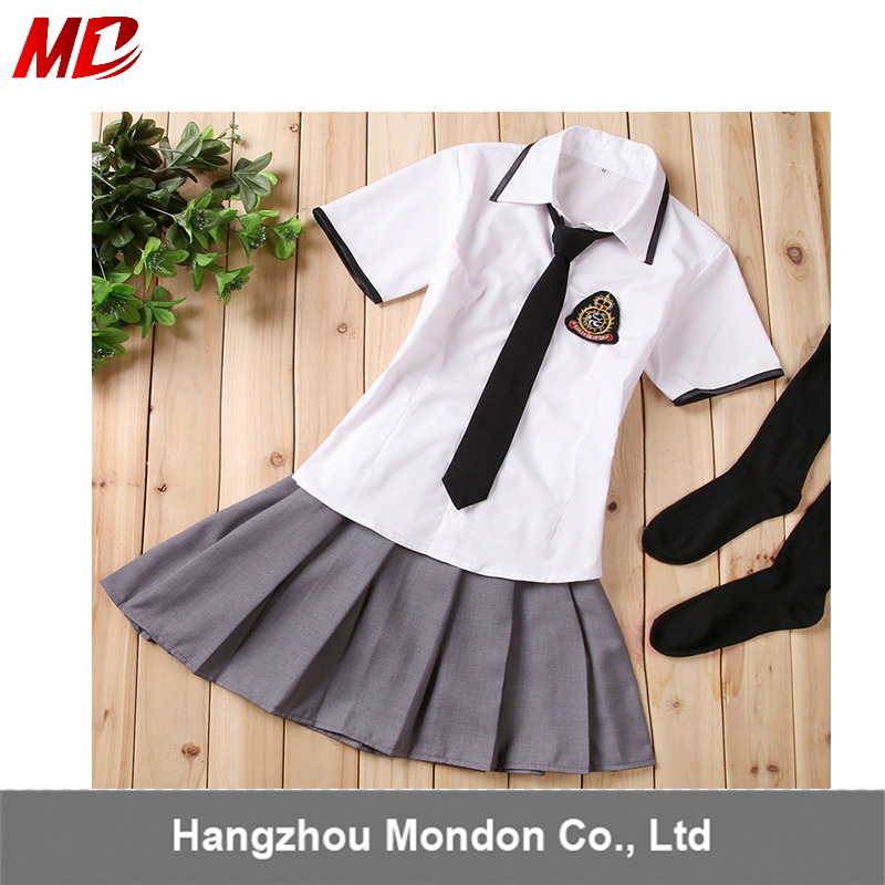 England Varied style japanese korean high School Uniform