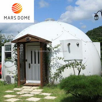 geodesic dome house instead low cost prefab container house, View container  house, MARS DOME HOUSE Product Details from Danyang Sino Reinforce