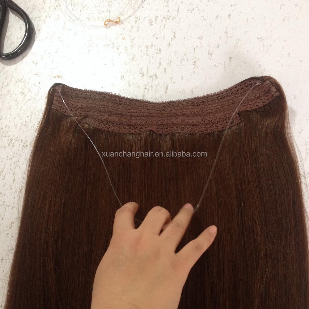 Ebenholz Haarwebart