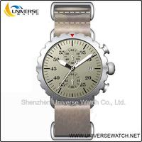 New designed OEM military wrist watch for men UN4220G-1 with stainless steel case