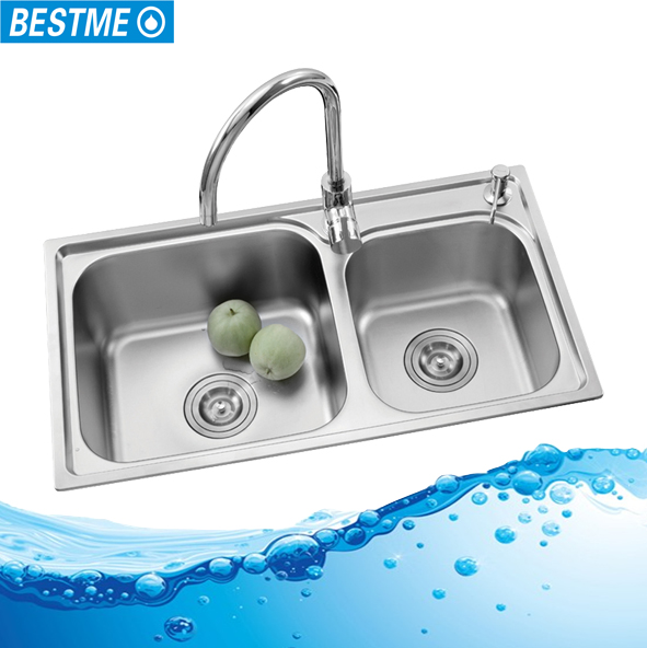 double bowl malaysia kitchen sink double bowl malaysia kitchen sink suppliers and manufacturers at alibabacom - Kitchen Sinks Manufacturers