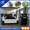low price large CNC plasma cutting machine for circular tube