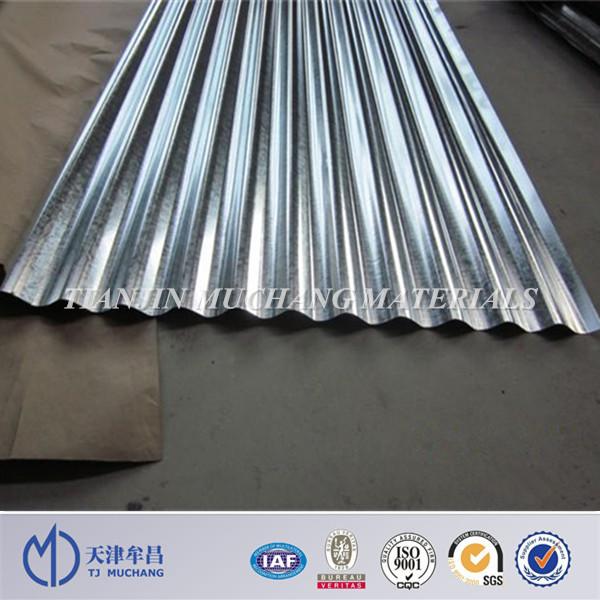Ondulado de chapa de acero galvanizado con precio placas for Casetas de chapa galvanizada precios