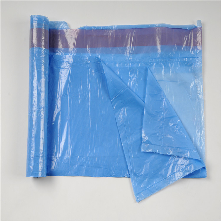 Online Shopping Drawstring Heavy Duty Trash Plastic Bags garbage bags bin liner for Factory