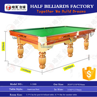 New Design High Quality Wholesale Pool Table