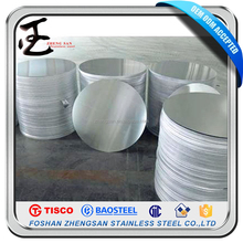Wholesale Alibaba Half Copper 201304 410 2B BA Stainless Steel Circle