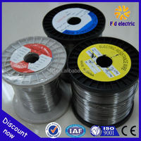 Resistance Heating Alloy wires/Nichrome electrothermal alloy .