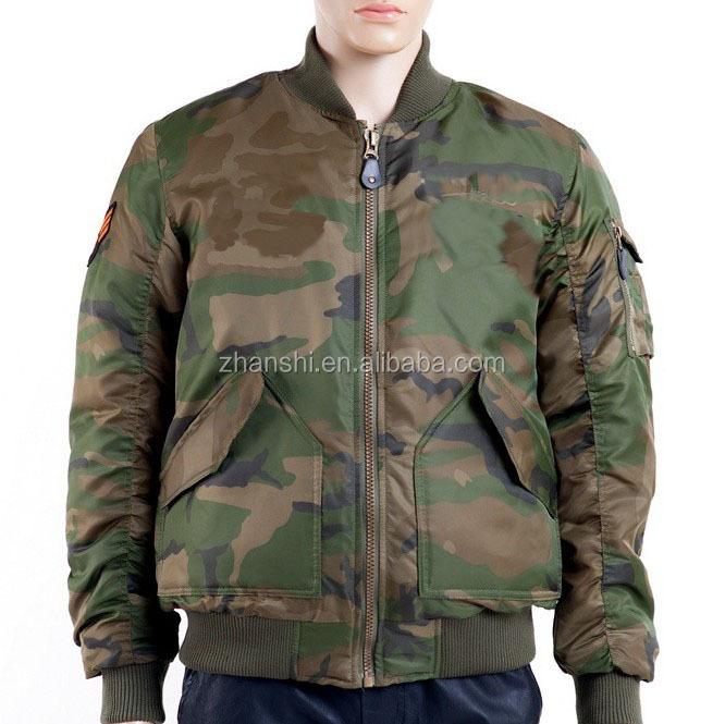 Woodland Winter Men Jacket, Woodland Winter Men Jacket Suppliers ...