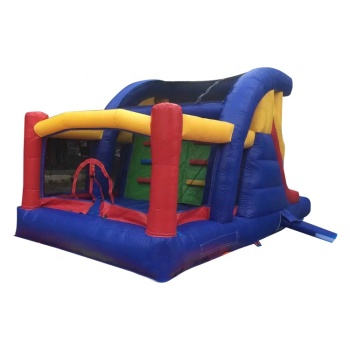 Kids Commercial Grade Inflatable Moonwalk Bouncer Jumping Castle for Sale