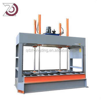 80 Tons Hydraulic Cold Press Machine