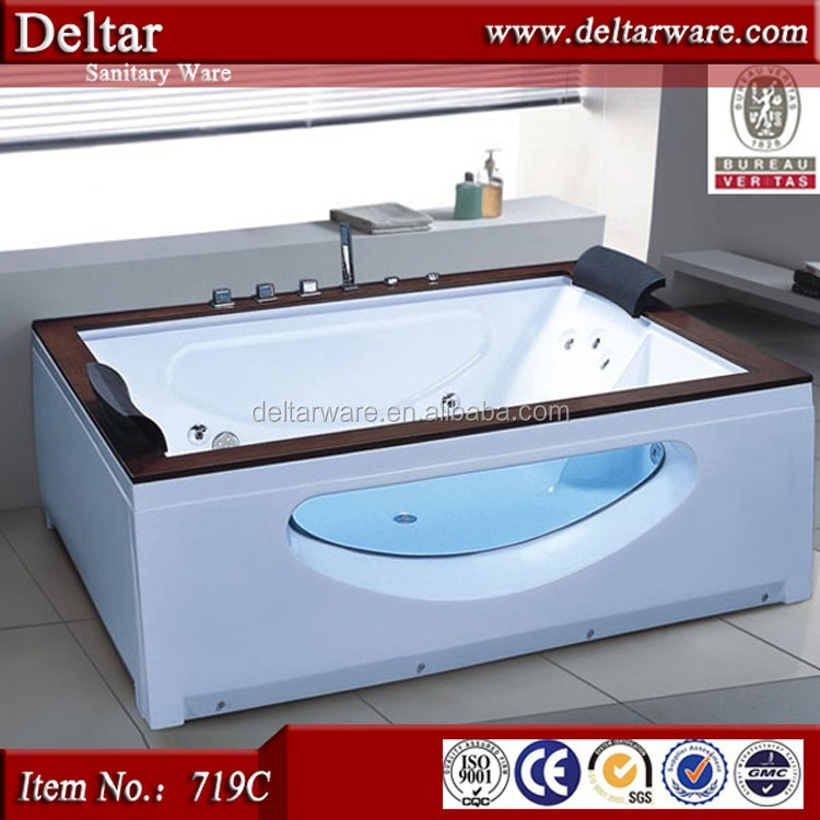 Whirlpool Bathtub Price Massage Water Jets,Glass Whirlpool Bathtub ...