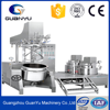 vacuum emulsifying machine baby skin whitening face cream mixing equipment