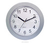 10 inch cheap plastic wall clocks for promotion