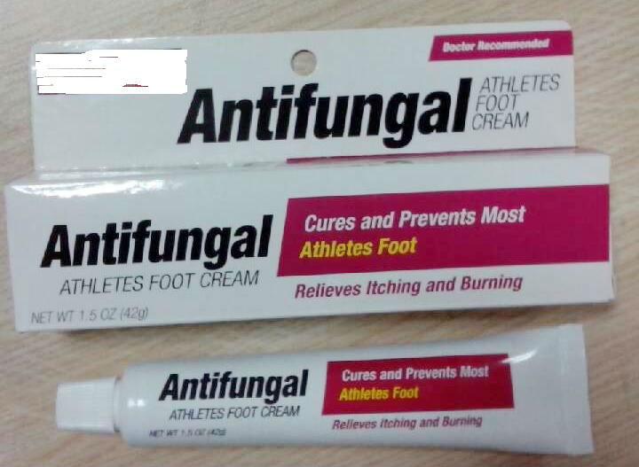 crema antifungica para hombre