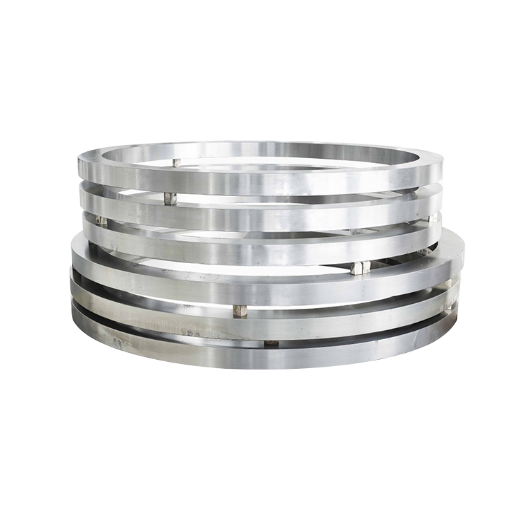 Factory Large Diameter Carbon Alloy And Stainless Steel Heat Treatment Ring