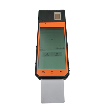 2019 Android Handheld POS Terminal With Thermal Printer FP09