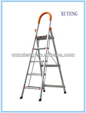 Aluminium safety step ladders for home use,sold well walmart step ladder