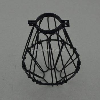 Anderen Stil Bunte Glühbirne Wache,Draht Lampenschirm,Antike Metall ...