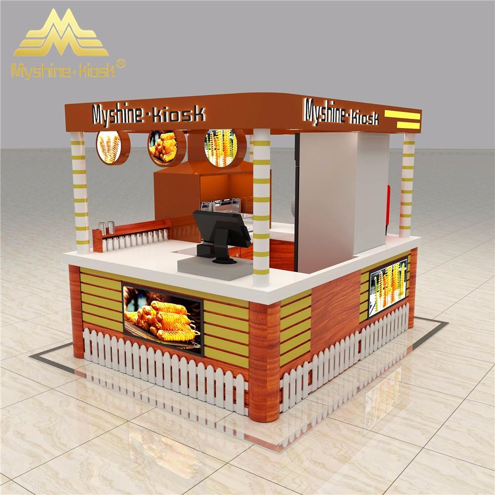 Latest Food Booth Design Mexican Food Kiosk Buy Food
