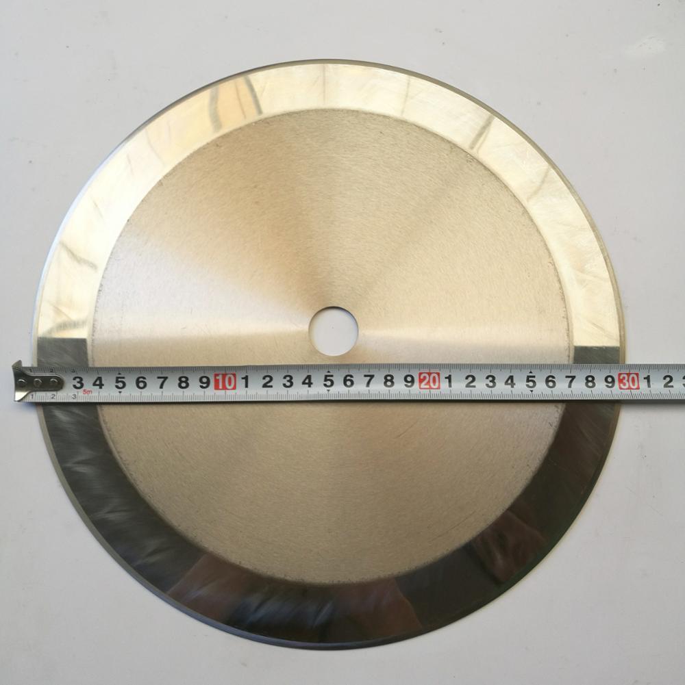 カスタム高速ミニ丸鋸刃鋼紙ロール切断するための切断刃