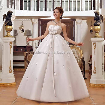 Pregnant Woman Wedding Dress/ Designer Pregnant Women Wedding ...